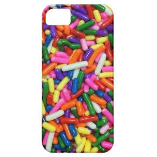 El caramelo asperja funda para iPhone SE/5/5s