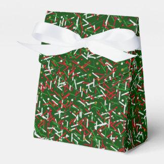 El caramelo CAJA del FAVOR asperja y de los Paquete De Regalo Para Fiestas