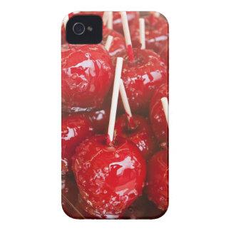 El caramelo cubrió la fruta en la cerveza Festiva  iPhone 4 Case-Mate Cobertura