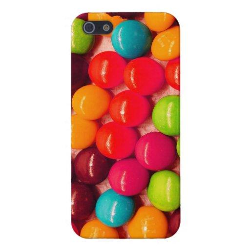 El caramelo descasca la caja deliciosa del iPhone  iPhone 5 Funda
