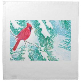 El cardenal - servilletas