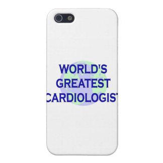 El cardiólogo más grande del mundo iPhone 5 protectores