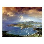 El Caribe, Antigua Tarjetas Postales