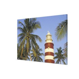 El Caribe, Bahamas, Ábaco, isleta del codo. Hopeto Lona Envuelta Para Galerias