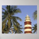 El Caribe, Bahamas, Ábaco, isleta del codo. Hopeto Poster