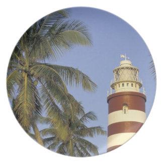 El Caribe, Bahamas, Ábaco, isleta del codo. Hopeto Platos Para Fiestas