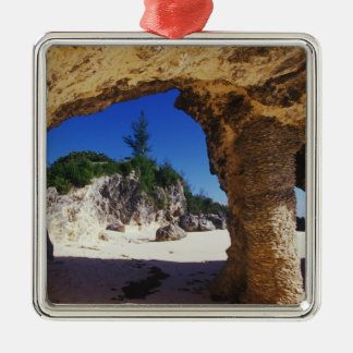 El Caribe, Bermudas, la ciudad de Tucker. Natural Ornamento De Reyes Magos