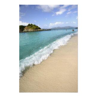 El Caribe, Islas Vírgenes de los E.E.U.U., St. Joh Cojinete