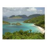El Caribe, Islas Vírgenes de los E.E.U.U., St. Tarjeta Postal