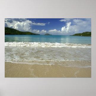 El Caribe Islas Vírgenes de los E E U U St Thom Posters