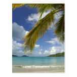 El Caribe, Islas Vírgenes de los E.E.U.U., St Thom Postales