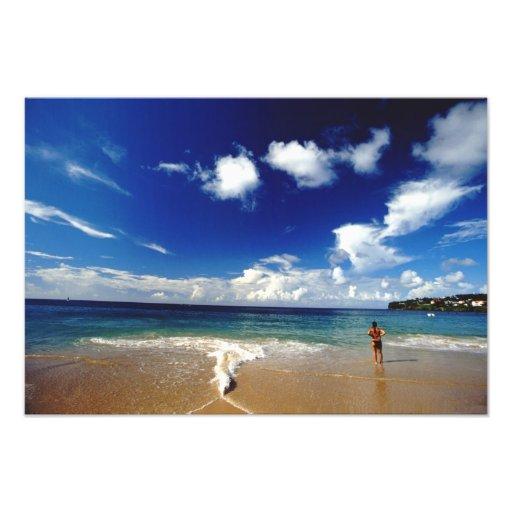 El Caribe, pocas Antillas, las Antillas, 2 Cojinete