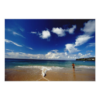El Caribe, pocas Antillas, las Antillas, 2 Poster