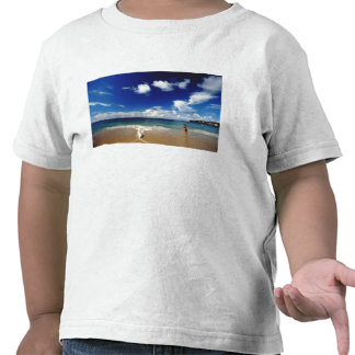 El Caribe, pocas Antillas, las Antillas, 2 Camisetas