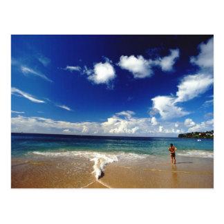 El Caribe, pocas Antillas, las Antillas, 2 Postal