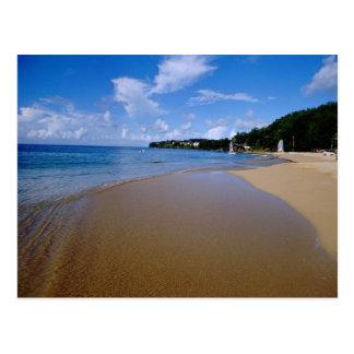 El Caribe, pocas Antillas, las Antillas, 3 Postales