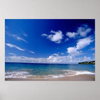 El Caribe, pocas Antillas, las Antillas, Impresiones