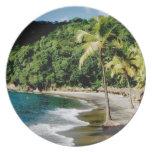El Caribe, pocas Antillas, las Antillas, santo Plato