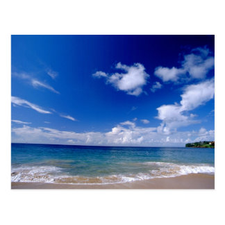 El Caribe pocas Antillas las Antillas Postales