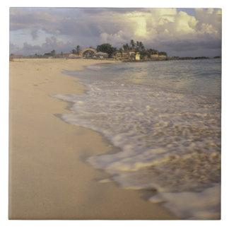 El Caribe, San Martín (St. Maarten). Bahía de Maho Tejas Ceramicas