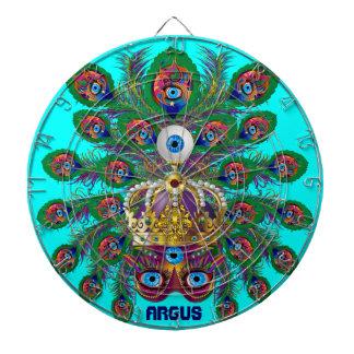 El carnaval Argos-Argus observa notas importantes Tabla Dardos