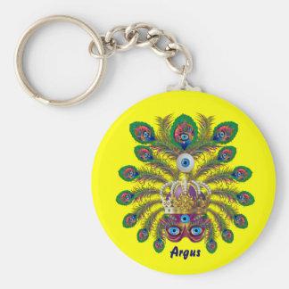 El carnaval Argos-Argus observa notas importantes Llaveros Personalizados