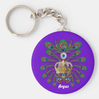 El carnaval Argos-Argus observa notas importantes Llavero