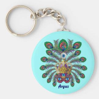El carnaval Argos-Argus observa notas importantes Llavero Personalizado