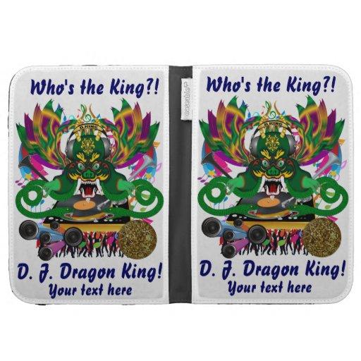 El carnaval D.J. Dragon rey visión hace alusión