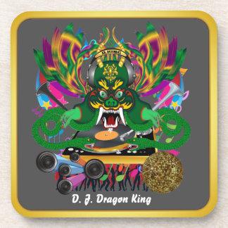 El carnaval D.J. Dragon rey visión hace alusión po Posavaso