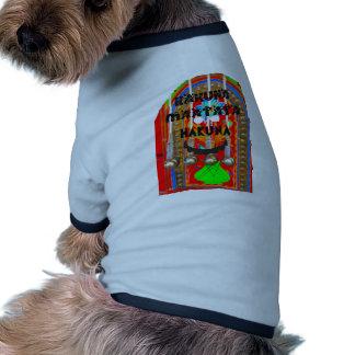El carnaval de la samba colorea Hakuna Matata Camisetas Mascota