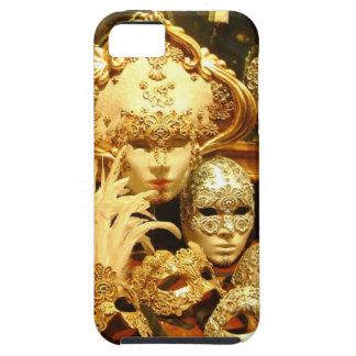 El carnaval de Venecia enmascara el caso del iPhone 5 Carcasas