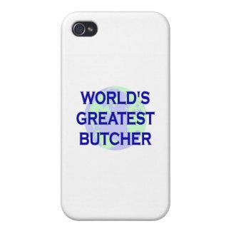 El carnicero más grande del mundo iPhone 4 funda