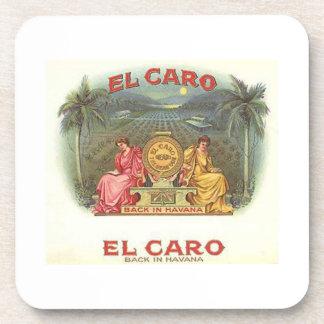 El Caro Beverage Coasters