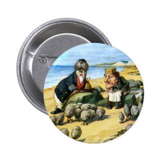 El carpintero y la morsa consideran ostras pin