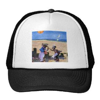 El carpintero y la morsa gorras de camionero