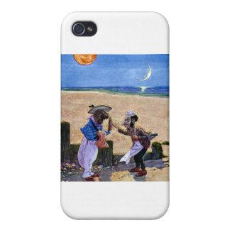 El carpintero y la morsa iPhone 4/4S fundas