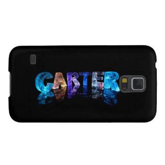 El Carretero conocido en las luces 3D Carcasa De Galaxy S5