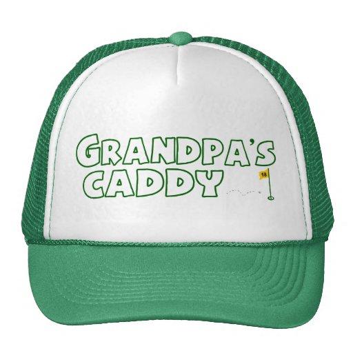 El carrito del abuelo gorra