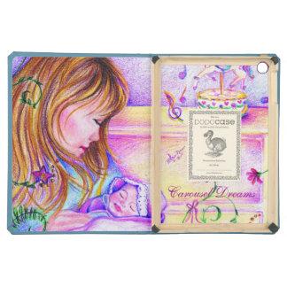 El carrusel soña la caja del aire del iPad de DODO