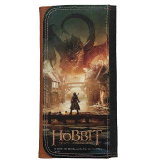 El cartel de película de Hobbit - de Laketown