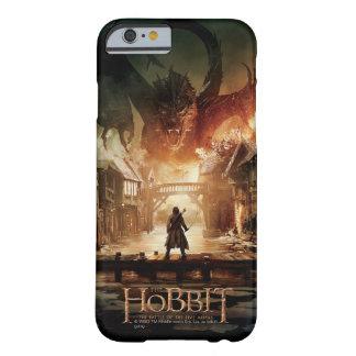 El cartel de película de Hobbit - de Laketown Funda Para iPhone 6 Barely There