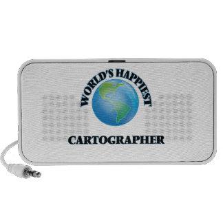 El cartógrafo más feliz del mundo altavoz de viajar