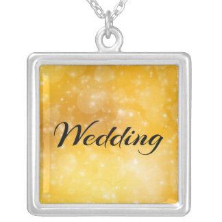 El casarse pendientes personalizados