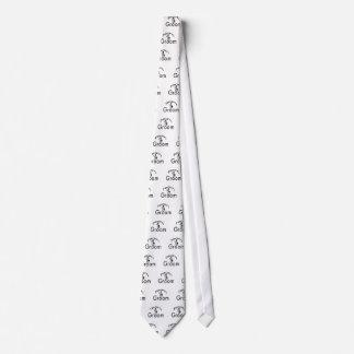 El casarse/compromiso corbata