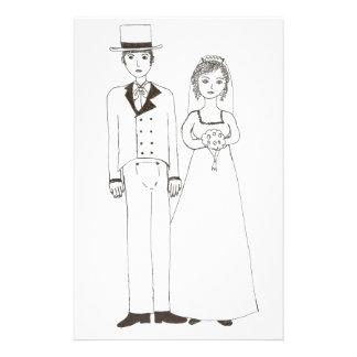 El casarse de Jane Austen Papeleria Personalizada