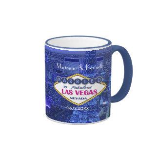 El casarse de Las Vegas Taza De Café