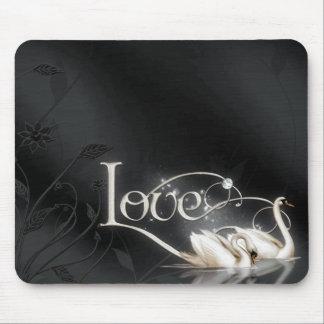 El casarse de los cisnes del amor