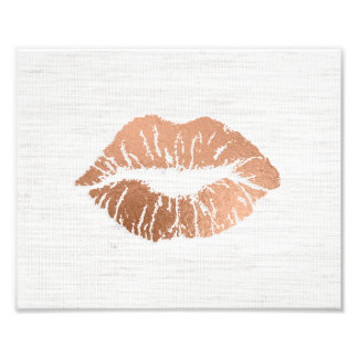 El casarse delicioso de los labios del Hoja-efecto Fotografías