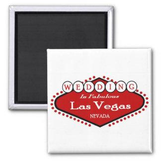 El casarse en el imán de Las Vegas
